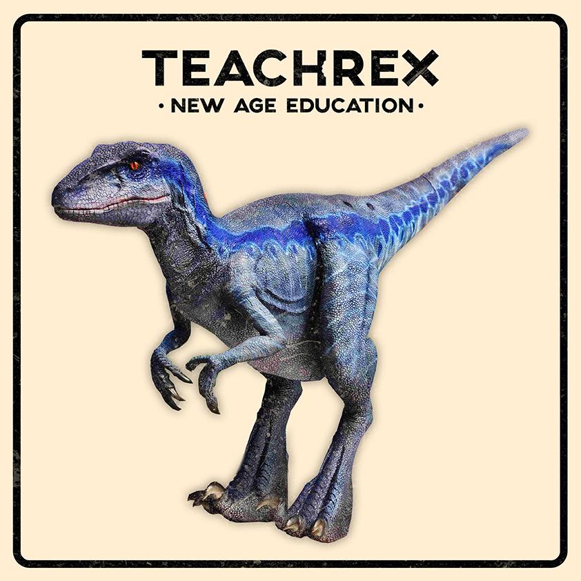 Teach Rex Dinosuar