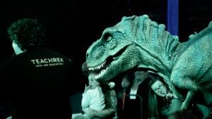Teach Rex event